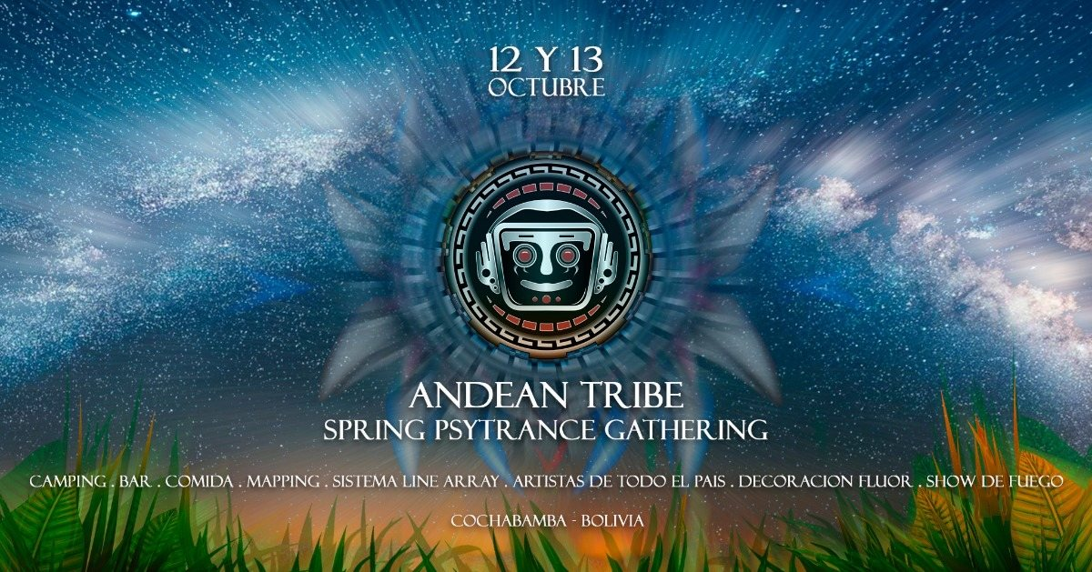 Andean Tribe Spring Gathering 12 Oct '19, 14:00