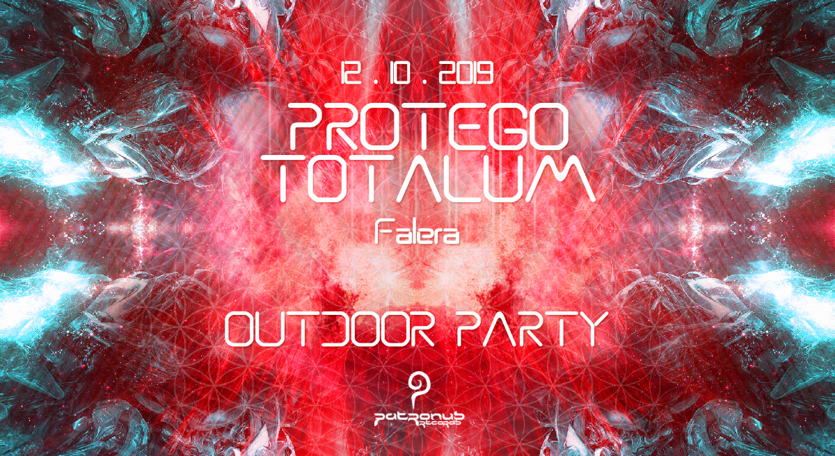 Party Flyer Protego Totalum (Mountain Calling11) 12 Oct '19, 18:00