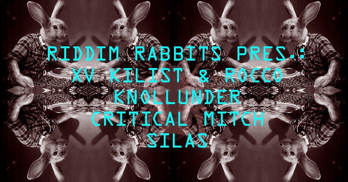 RIDDIM RABBITS@HUMBUG 12 Oct '19, 22:00