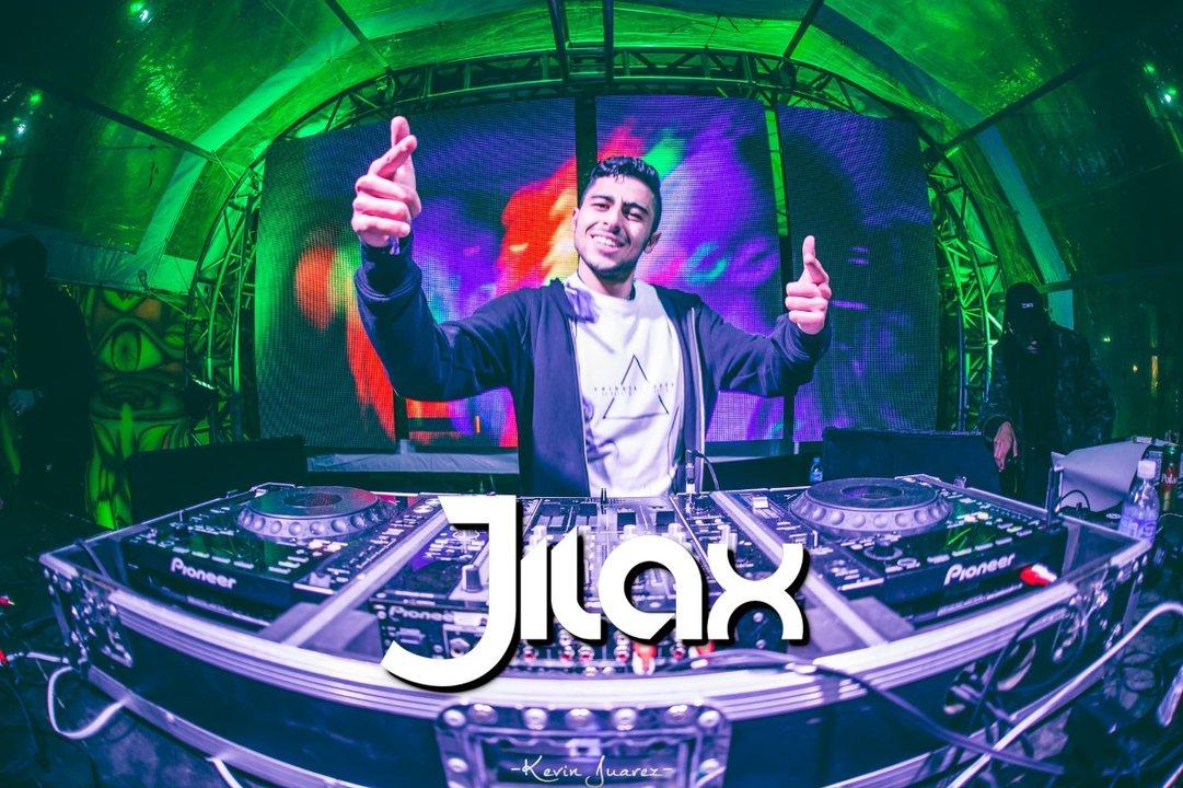 Party Flyer Jilax [CHE] l Psy 4 Hai l Sharks Club 18 Oct '19, 22:00