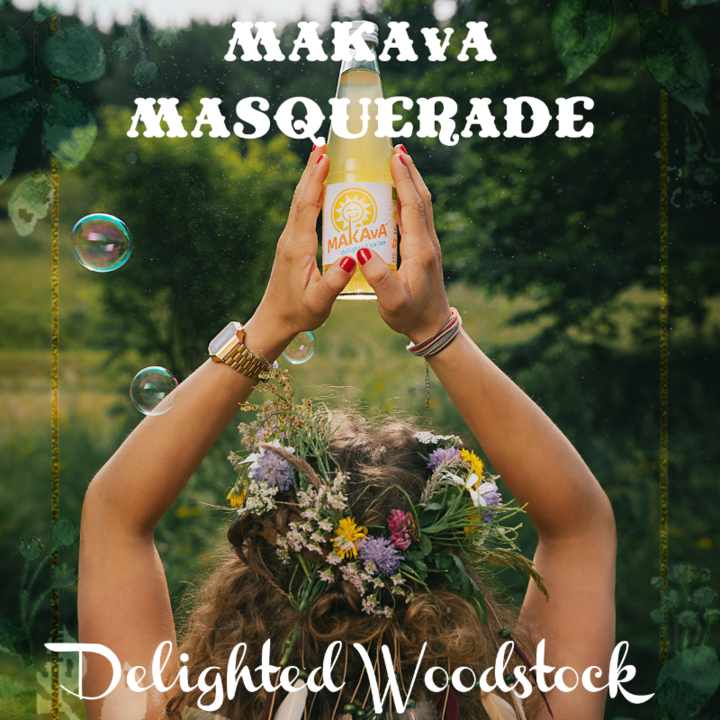 Party Flyer MAKAvA Masquerade - Delighted Woodstock 18 Oct '19, 23:00