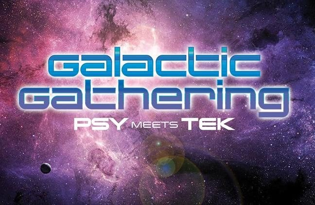 Party Flyer Galactic Gathering - Psy meets Tek 19 Oct '19, 22:00
