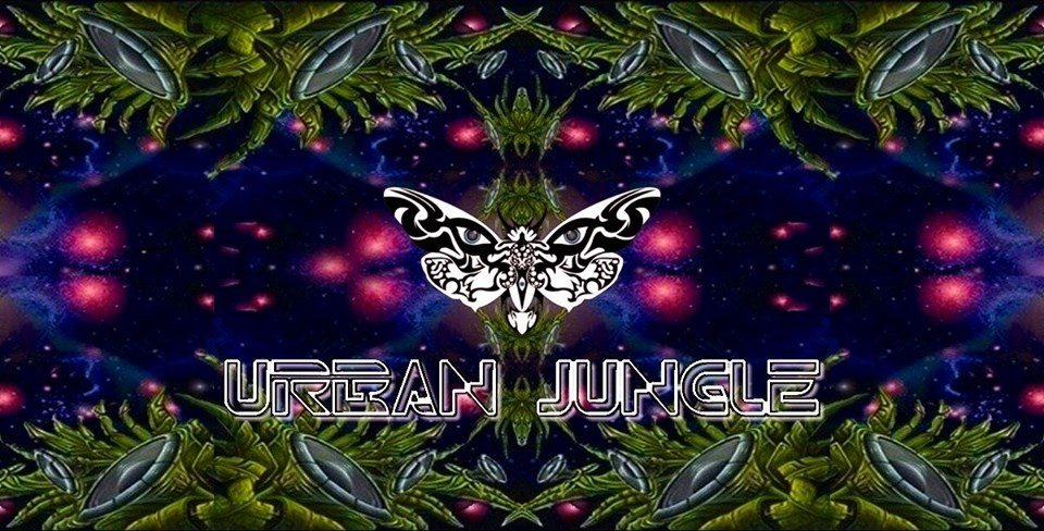 Urban Jungle Round 2 - Free & Open air 26 Oct '19, 23:00