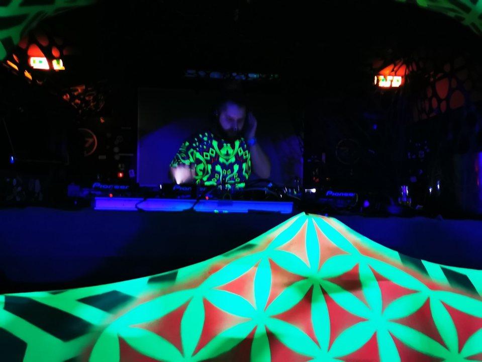 Party Flyer FarbenRausch präsentiert, Seasons of Psy 22 Nov '19, 22:00