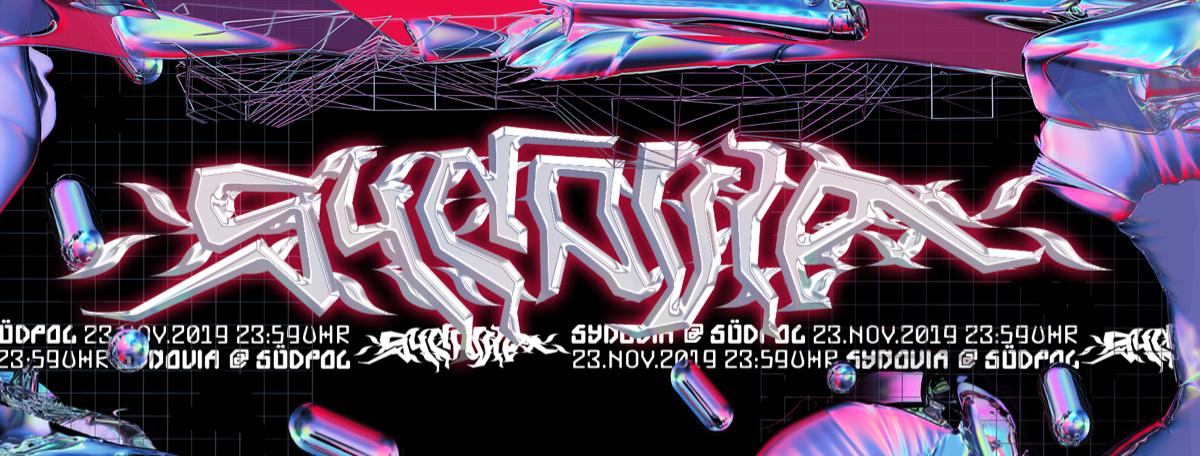 Party Flyer Synovia 23 Nov '19, 23:30