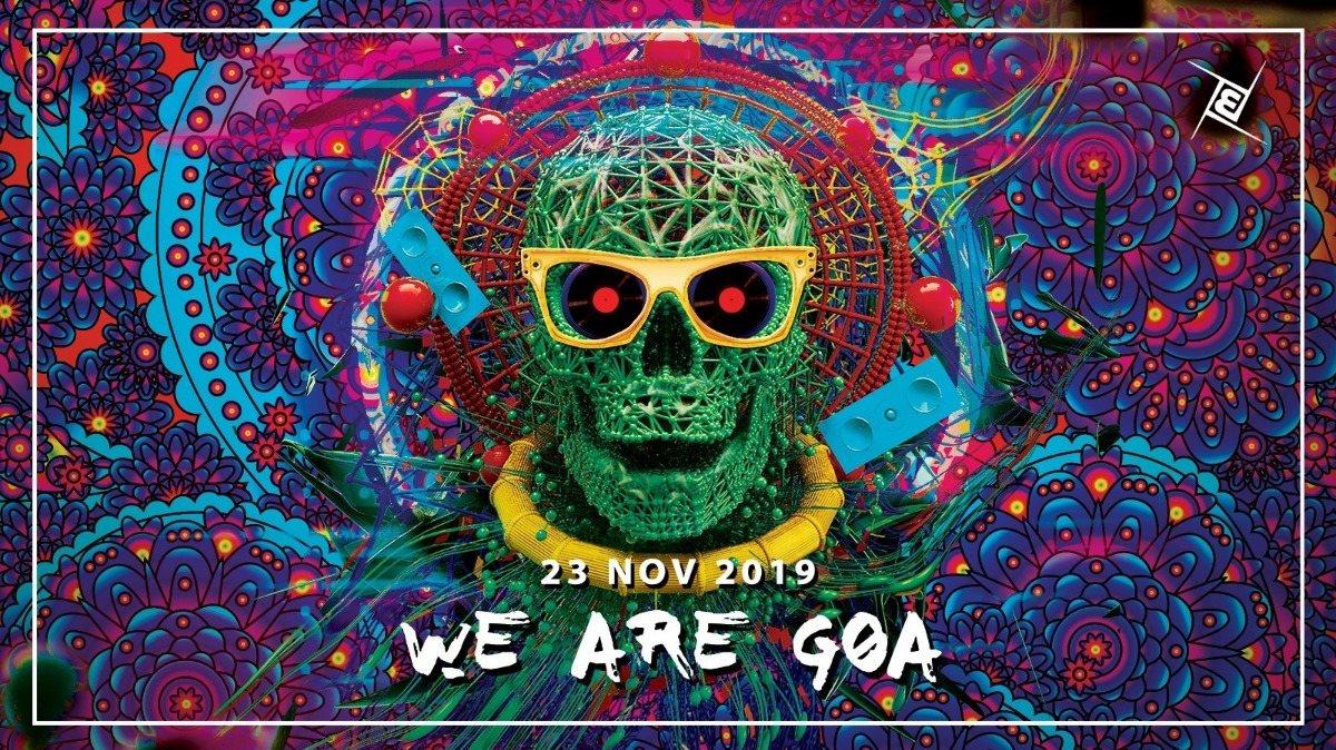 We are GOA w/ LsDirty 23 Nov '19, 23:00