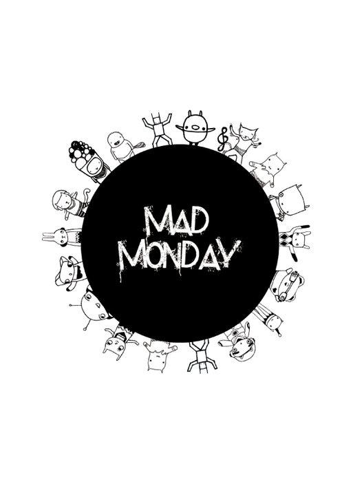Party Flyer Mad Monday • presents Galaxy 25 Nov '19, 23:00