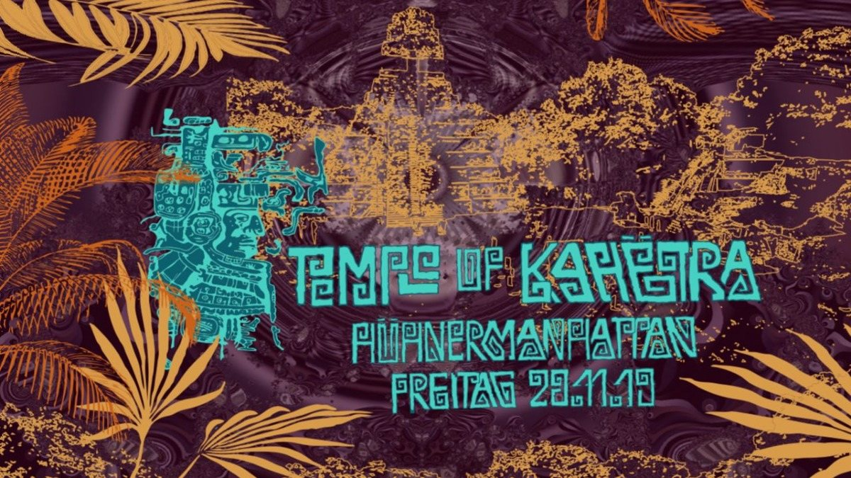 Temple of Kahëtra 29 Nov '19, 22:00