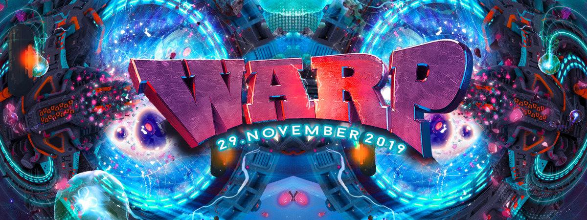 Warp! 29 Nov '19, 22:00