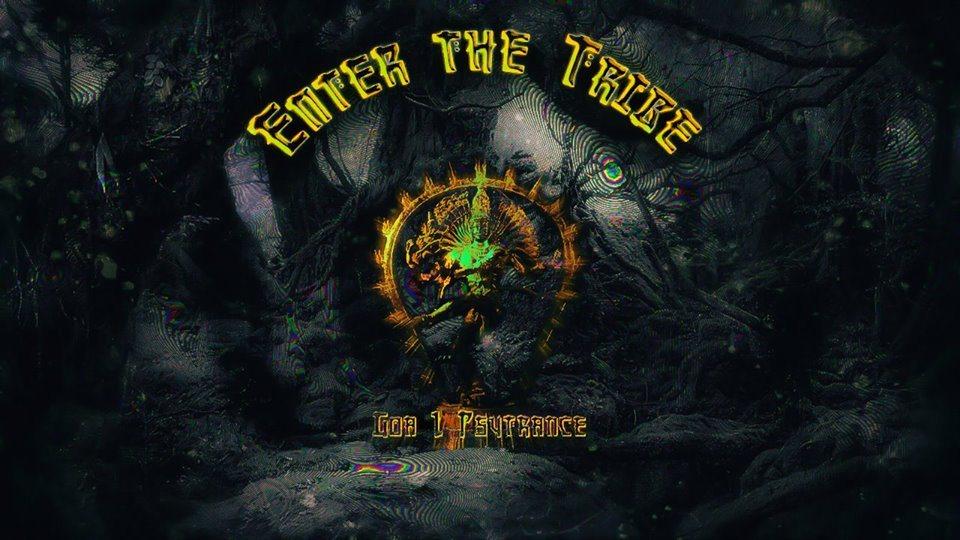 Party Flyer Enter the Vortex 30 Nov '19, 22:00