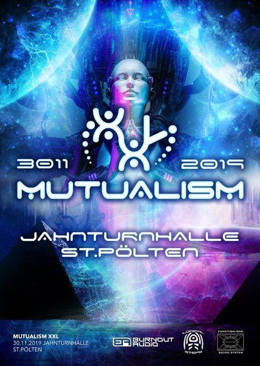 MUTUALISM XXL 30 Nov '19, 20:00