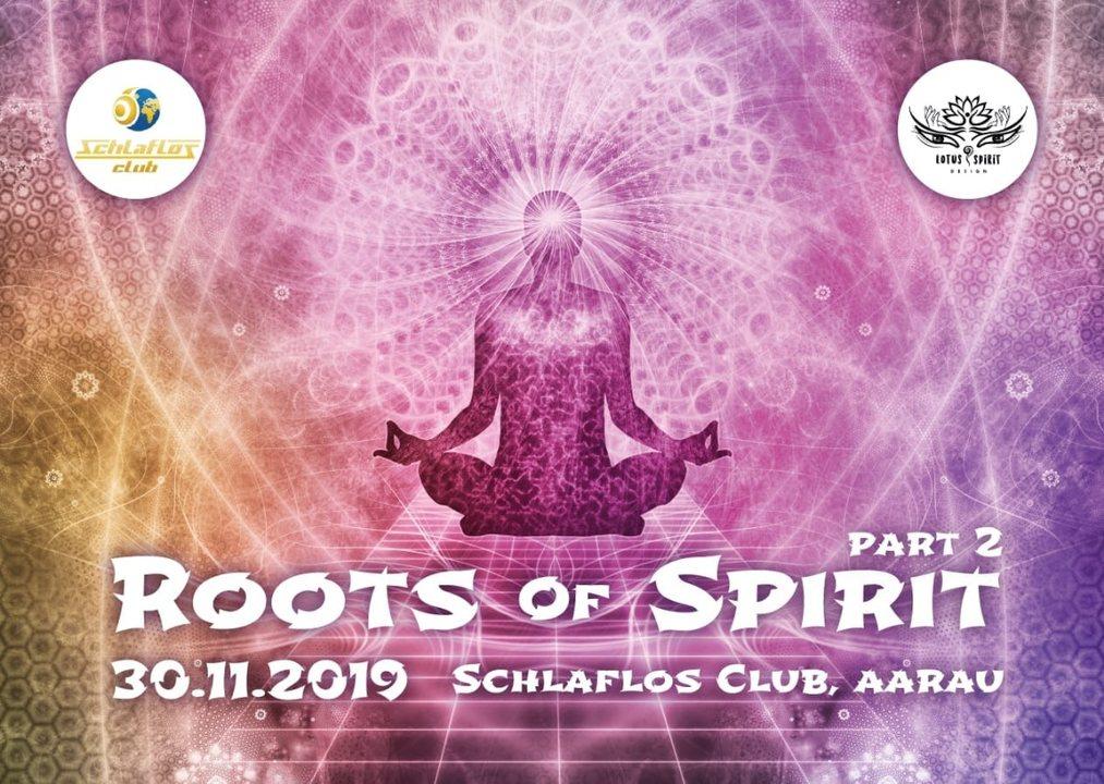 Roots Of Spirit part 2 30 Nov '19, 21:00