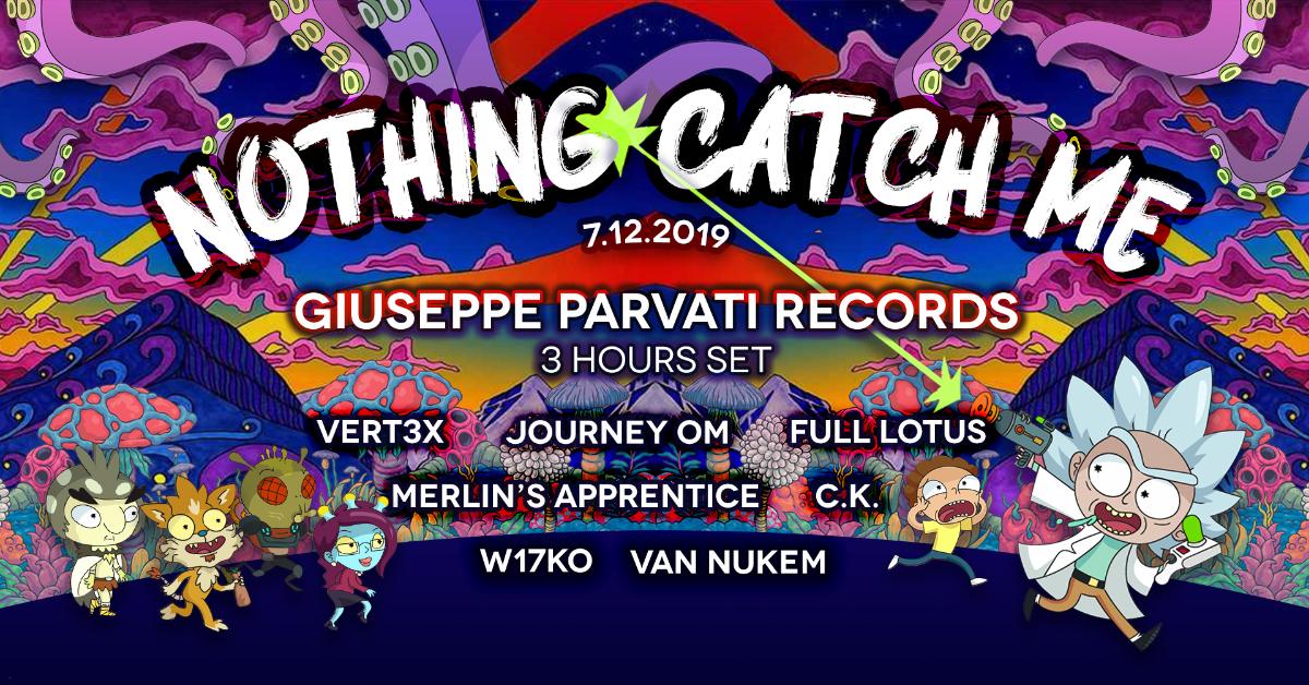 Nothing Catch Me 7 Dec '19, 23:00