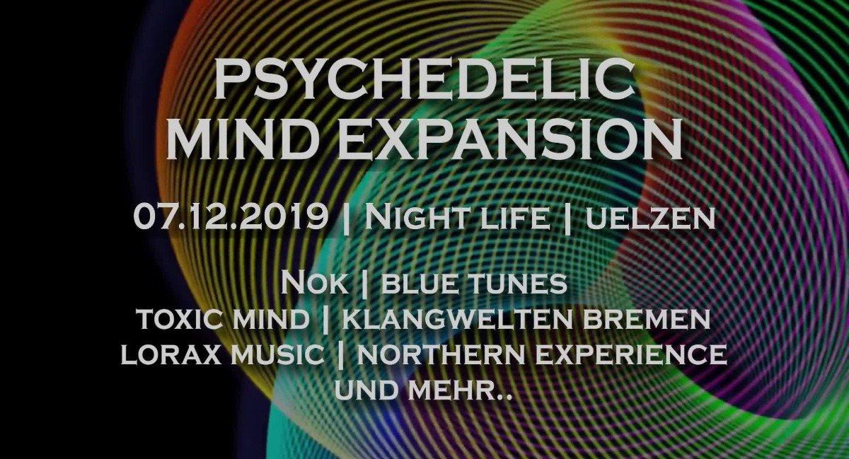 Psychedelic Mind Expansion mit NOK / Lorax Music 7 Dec '19, 22:00