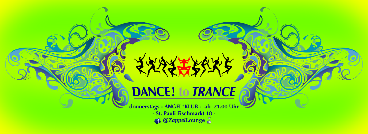 DANCE! to TRANCE 12 Dec '19, 21:00