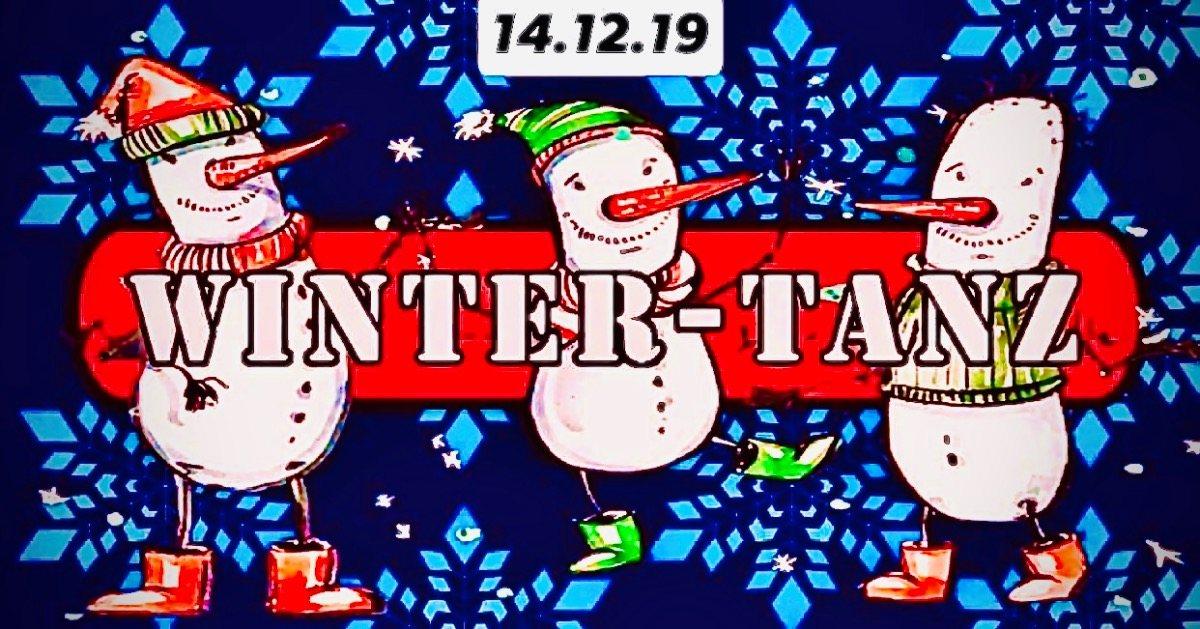 Party Flyer Wintertanz 14 Dec '19, 23:00