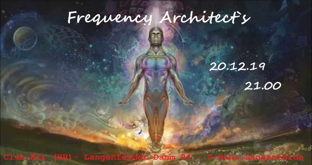 Party Flyer Frequncey Architect`s 20 Dec '19, 21:00