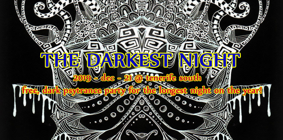 The Darkest Night 2019 21 Dec '19, 18:00