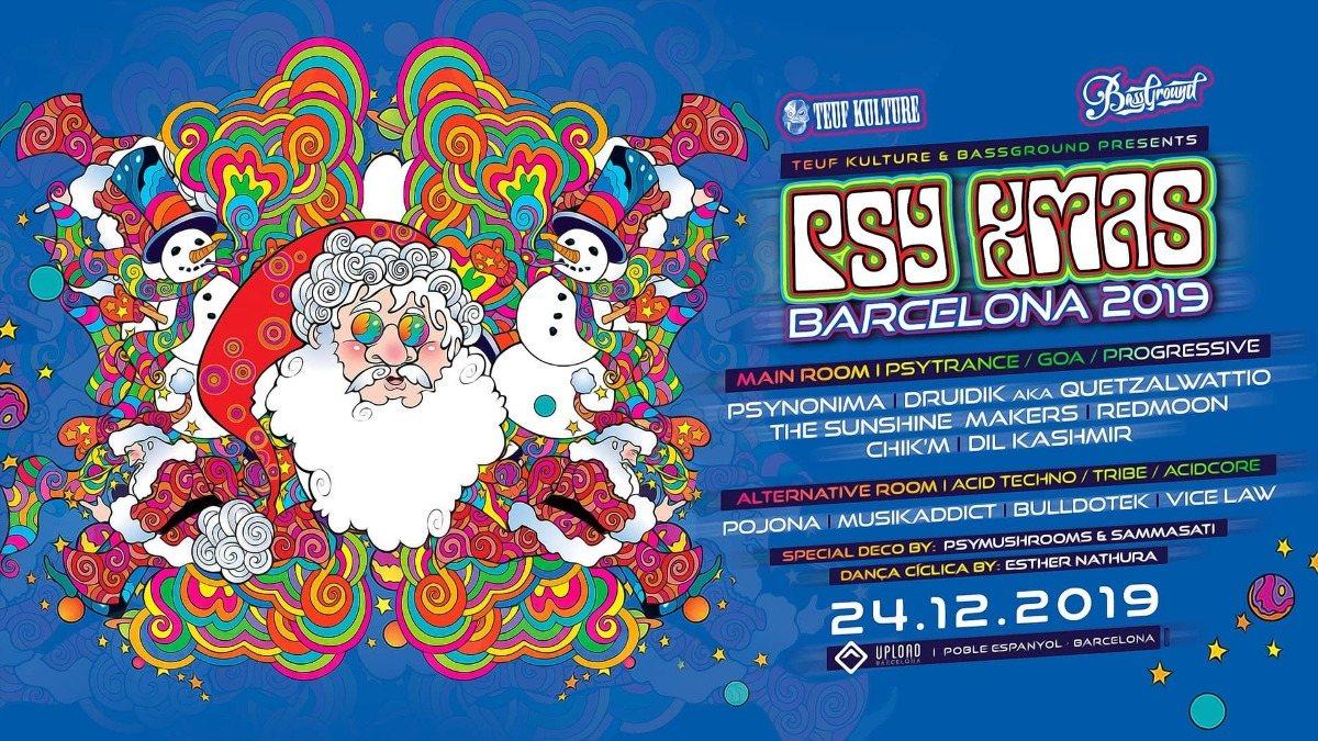 Psy X-MAS 24 Dec '19, 23:30