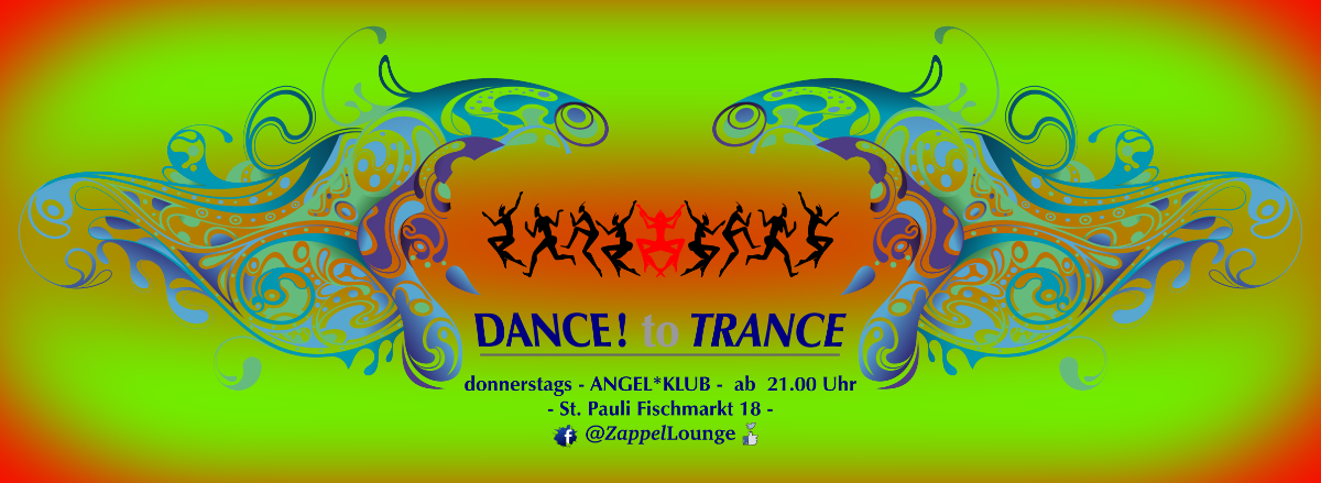 DANCE! to TRANCE 26 Dec '19, 21:00
