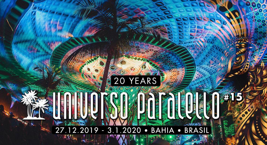 Universo Paralello #15 27 Dec '19, 22:00