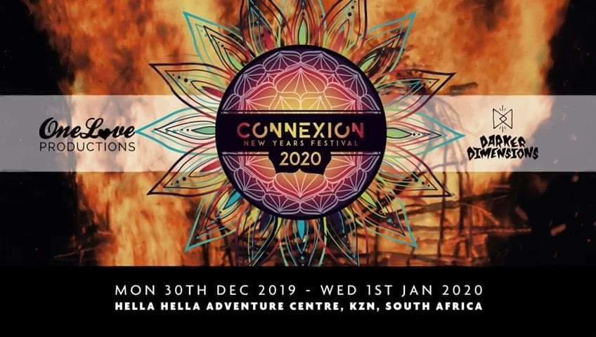Connexion New Years 2019/20 30 Dec '19, 09:00