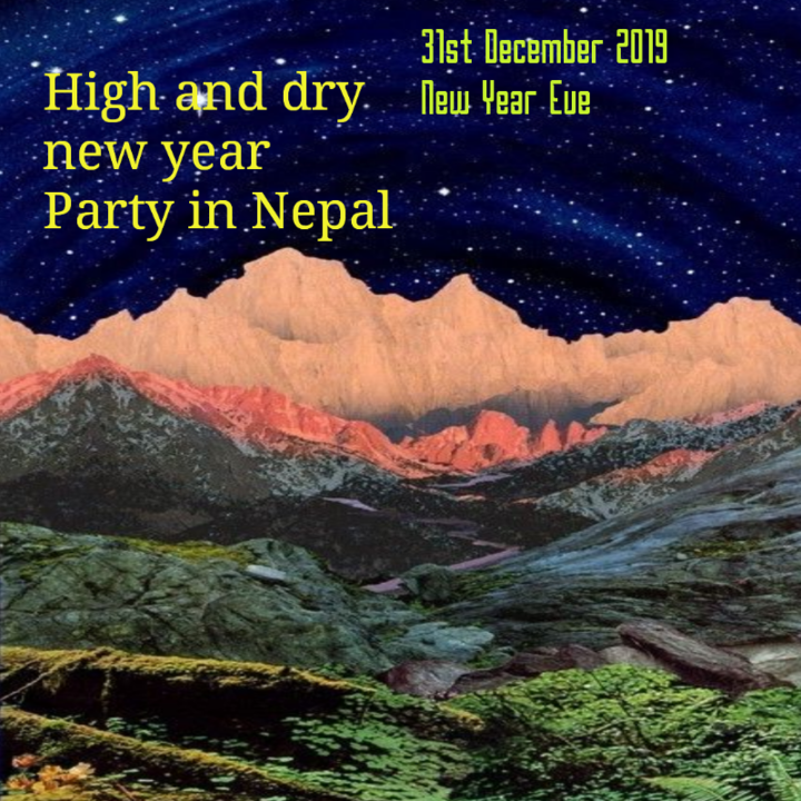 hight and dry new year party 31 Dec '19, 02:00