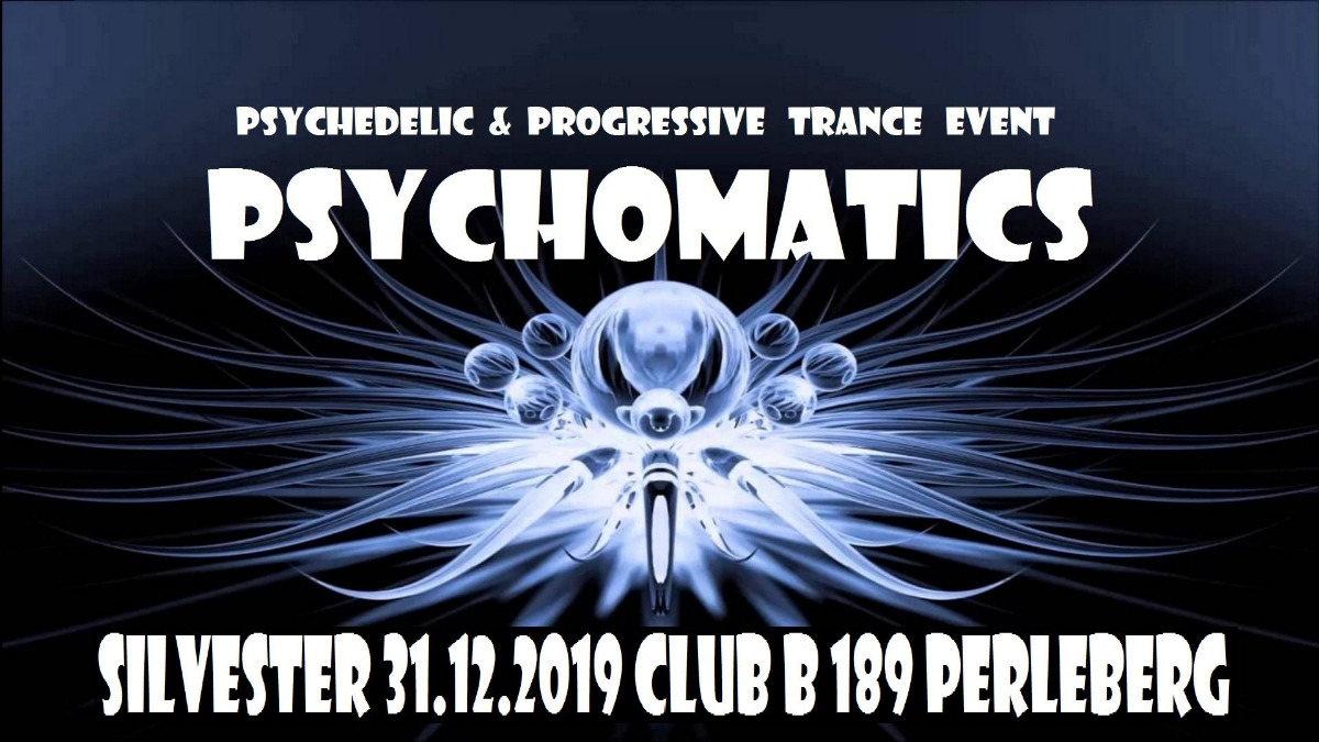 Psychomatics 31 Dec '19, 21:00