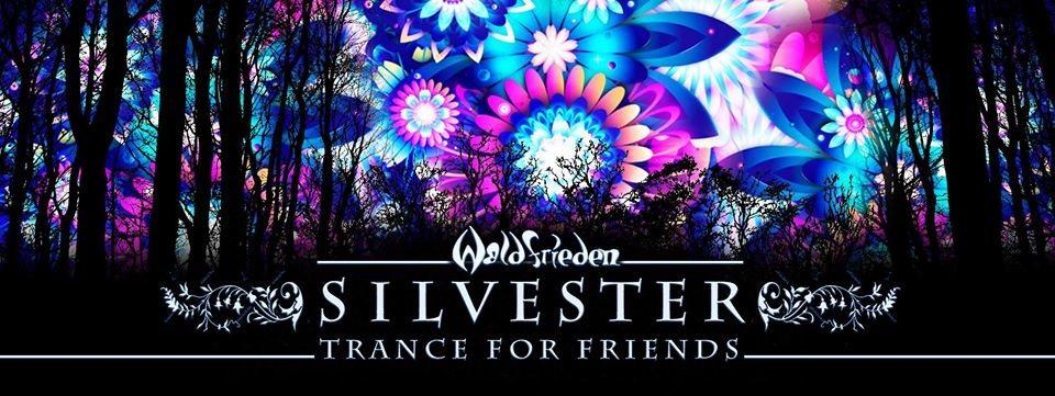 Party Flyer Trance for Friends 31 Dec '19, 21:30