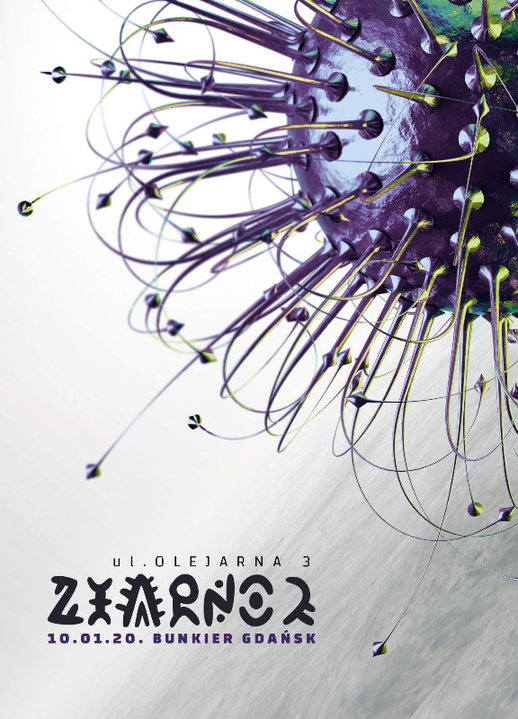 Ziarno 2 - Be Psychedelic & Techenko & Egoistik 10 Jan '20, 22:00