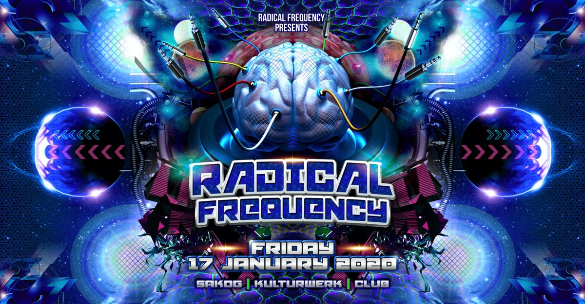 Radical Frequency Night @Sakog 17 Jan '20, 22:00