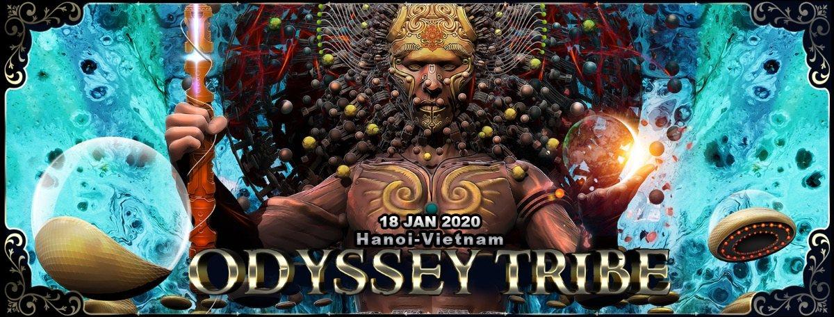 Odyssey Tribe feat Yabba Dabba 18 Jan '20, 17:00