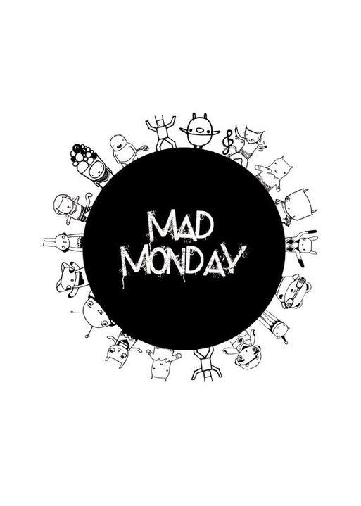 Party Flyer Mad Monday presents Discipline Showcase 20 Jan '20, 23:00
