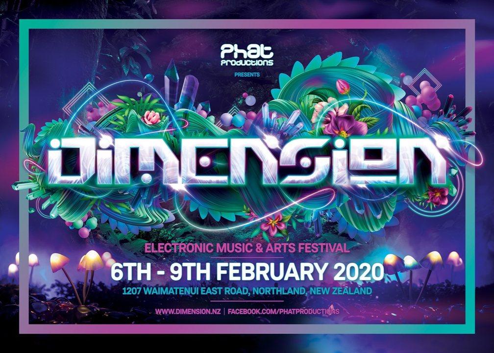 Party Flyer Dimension 6 Feb '20, 22:00