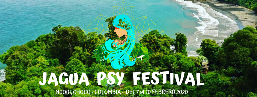 Party Flyer Jagua Psy Festival 17 Jul '20, 10:00