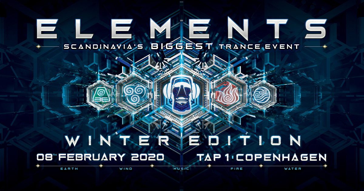 ELEMENTS WINTER EDITION 2020 8 Feb '20, 20:30