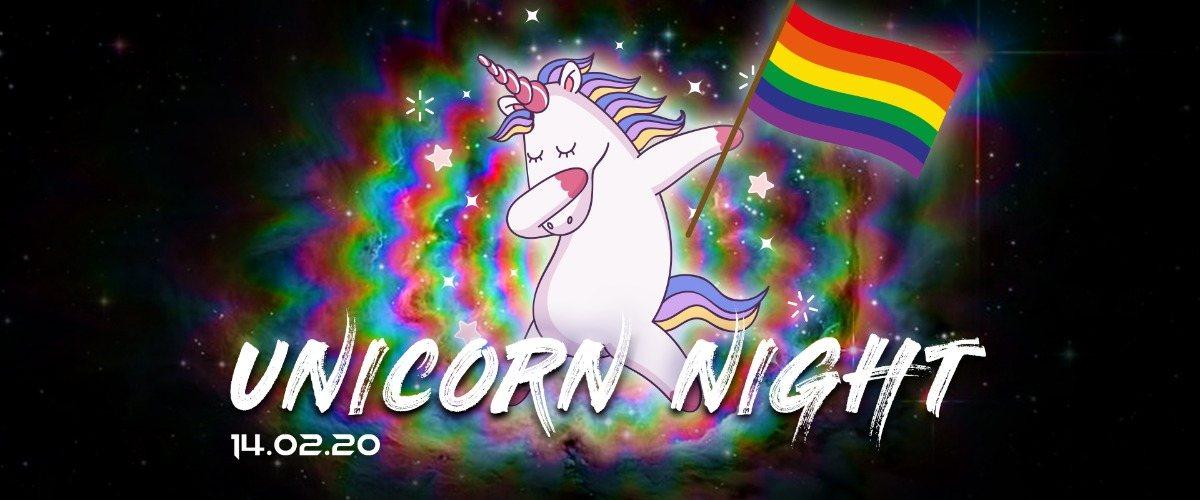 Unicorn Night - Einhörner der Nacht 14 Feb '20, 23:00
