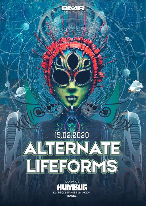 Alternate Lifeforms 15 Feb '20, 22:00