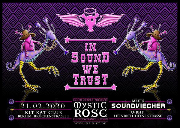 The Mystic Rose meets Soundviecher 21 Feb '20, 23:00
