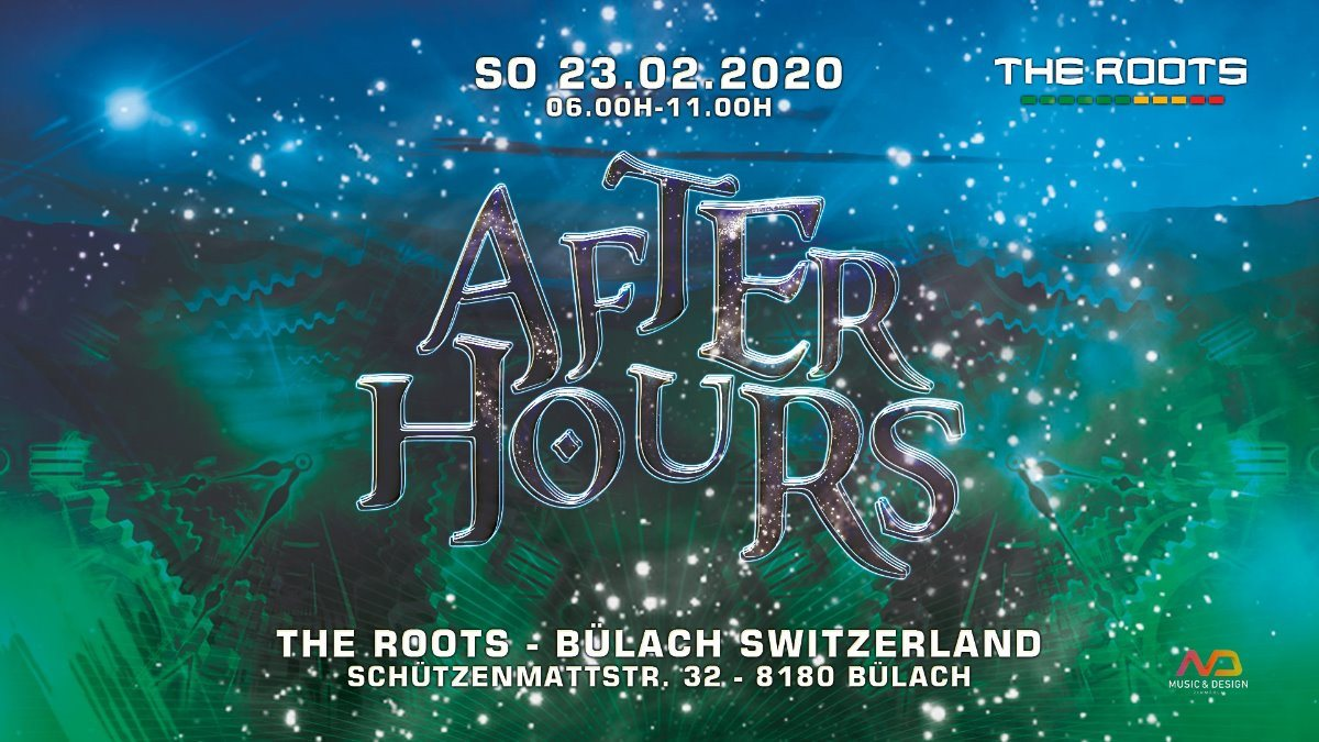 The Roots Afterhours 23 Feb '20, 06:00