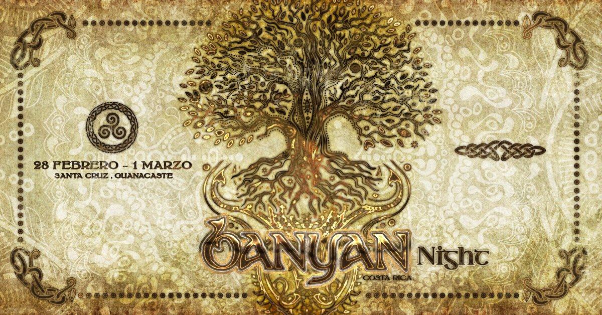 Banyan Night in Costa Rica 28 Feb '20, 15:00
