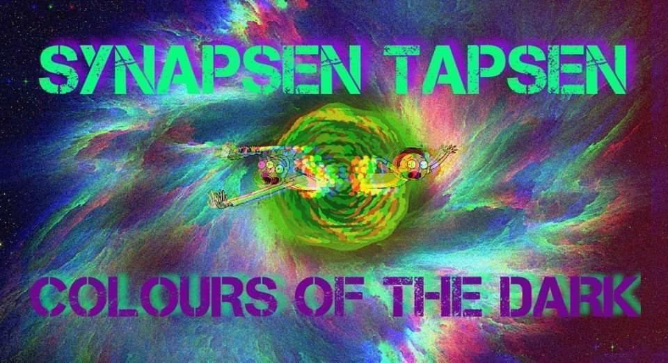 Party Flyer SYNAPSEN TAPSEN // COLOURS OF THE DARK 29 Feb '20, 22:00