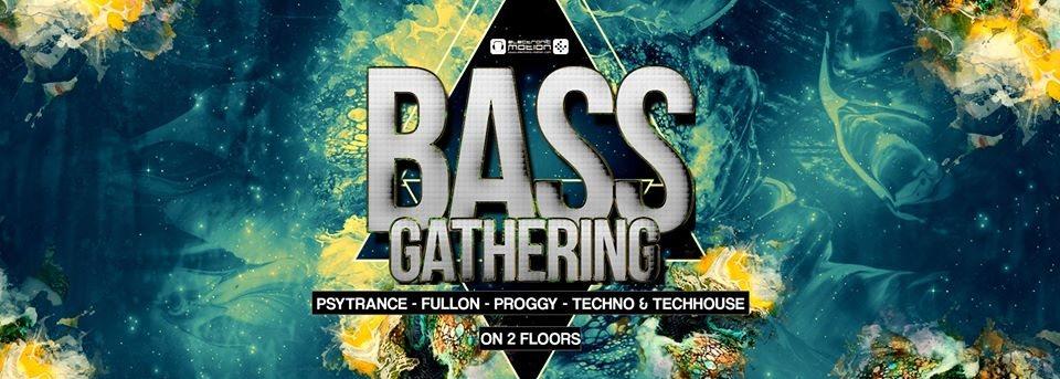 Party Flyer BASS Gathering w/ ACE VENTURA 21 Mar '20, 21:30