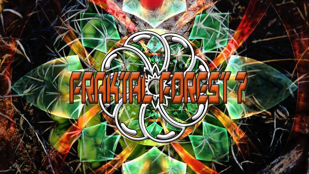 Party Flyer Fraktal Forest 7 28 Mar '20, 22:00