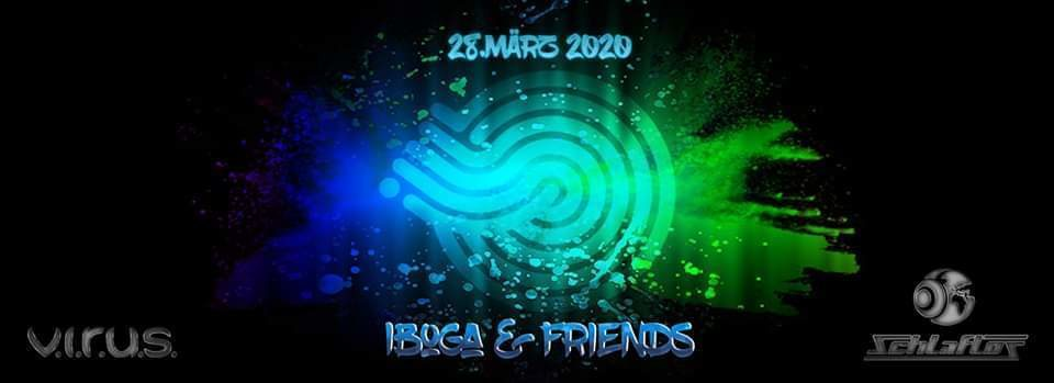 IBOGA and Friends with EMOK 3h Set 5 Dec '20, 22:00