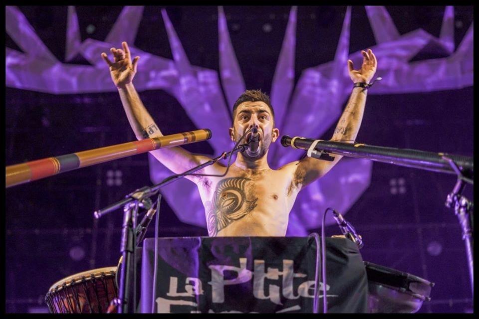 Party Flyer La P'tite Fumée + Painkiller + Kalki + Gnaman Koudji @ Sala Apolo [1] Barcelona 8 Apr '20, 20:00