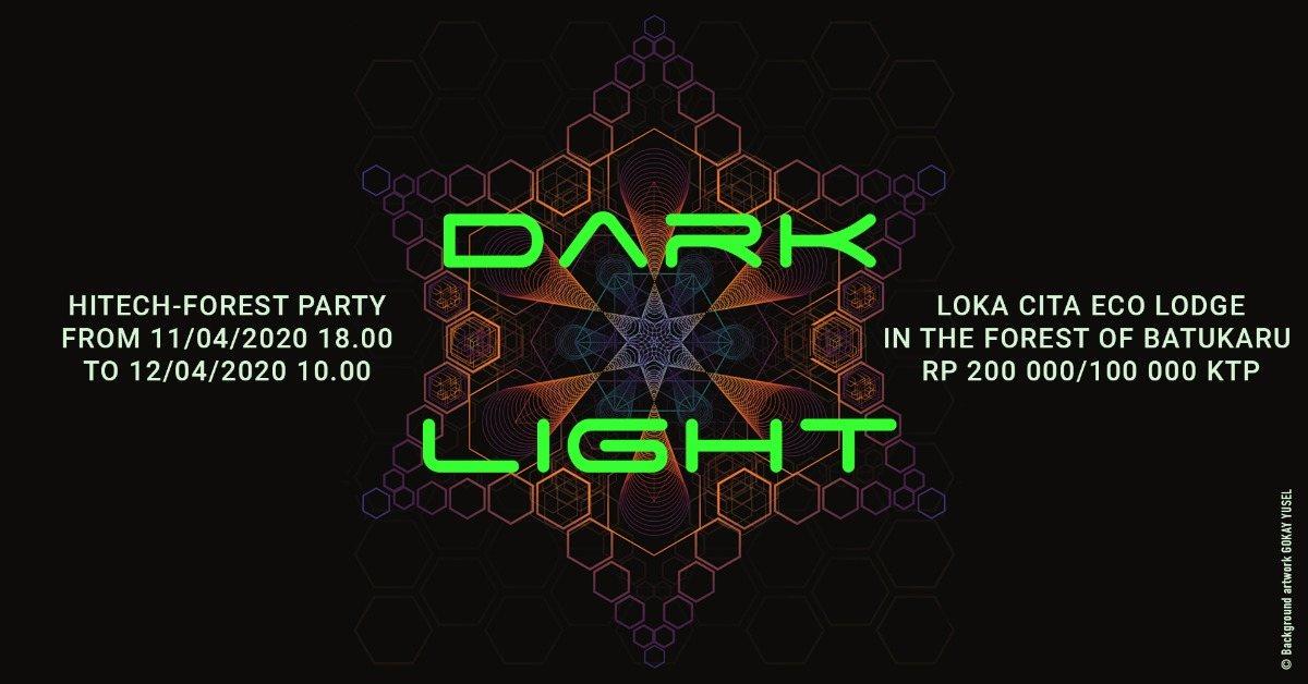 Party Flyer Dark Light #1 11 Apr '20, 18:00
