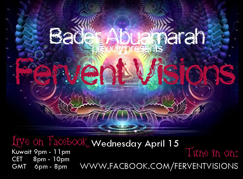 Party Flyer Quarantine Dark-Psy Set 15 Apr '20, 21:00