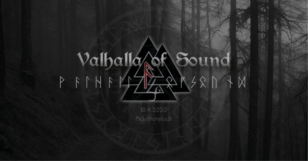Party Flyer Valhalla of Sound 4 18 Apr '20, 18:00