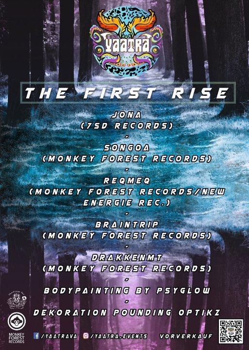 Yaatra - The First Rise 18 Apr '20, 23:00